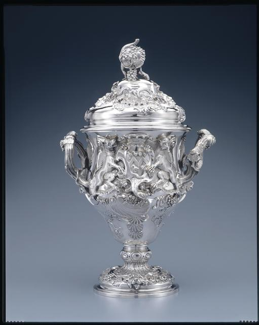 Paul de Lamerie, 'Cup', 1742, Indianapolis Museum of Art at Newfields