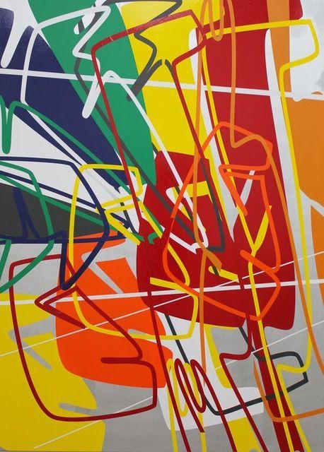 , 'Untitled IV,' 2015, Mindy Solomon Gallery