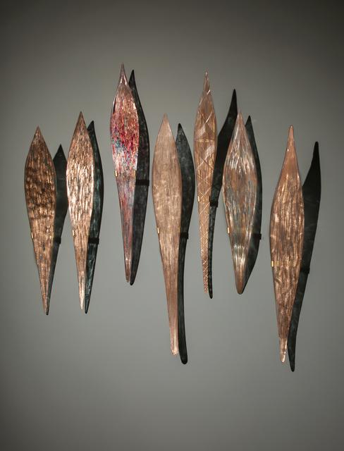 , 'Avventura Masai,' 2017, Tansey Contemporary