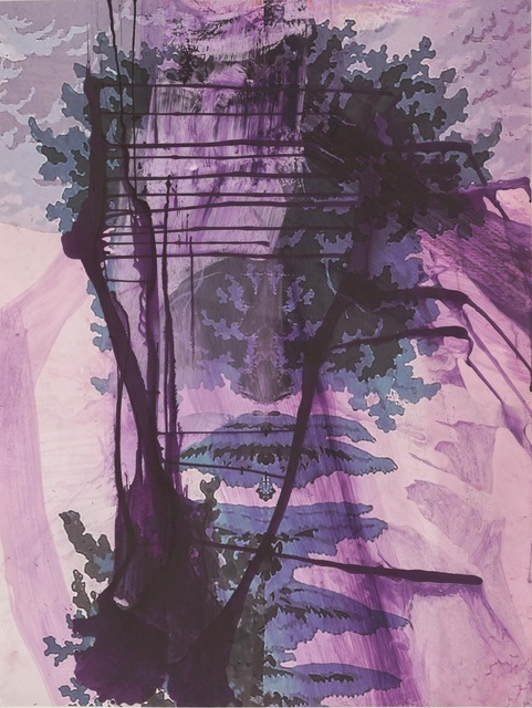 , 'Walt Whitman III (Waterfall),' 2016, Geuer & Geuer Art