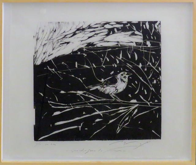 , 'O pássaro de três olhos,' 2015-2016, Galeria Mezanino