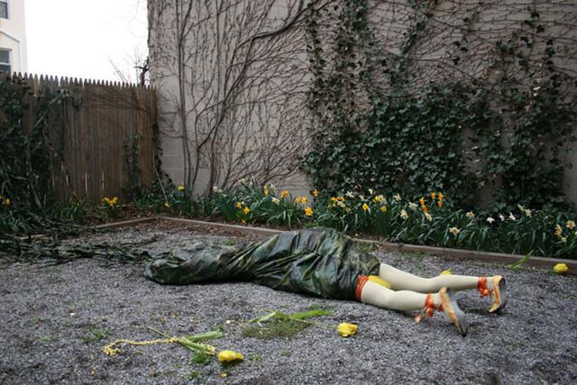 , '1st Strike, Last Dance,' 2006, Margaret Lanzetta