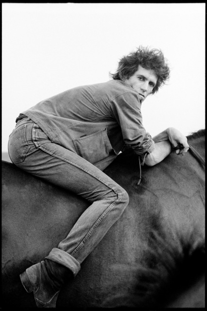 , 'Keith Richards, Long View Farm, Massachuessetts,' 1981, Atlas Gallery