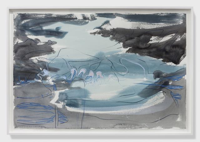 Janaina Tschäpe, 'Spaziergänge III', 2018, Fortes D'Aloia & Gabriel