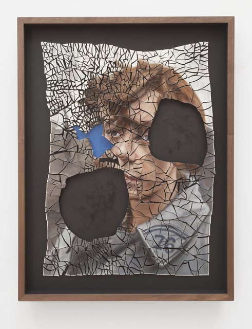 , 'Camille,' 2017, Haines Gallery