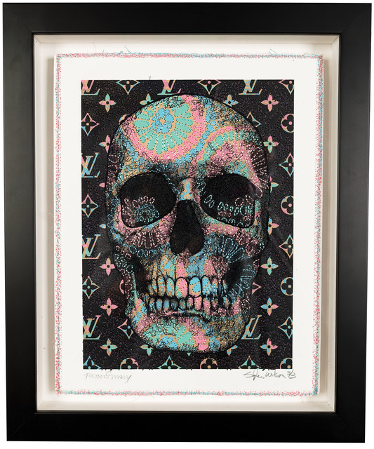 , 'Robert Mars Skull 3,' 2017, New Gallery of Modern Art