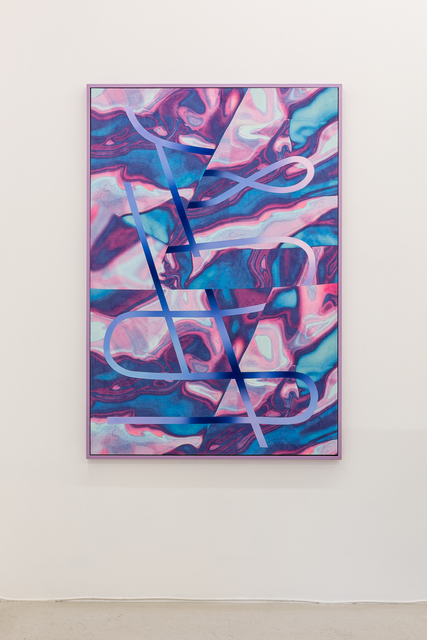 , 'cybergrape,' 2017, Annka Kultys Gallery