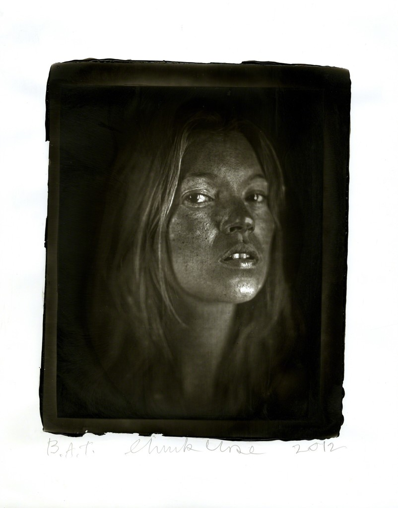 Chuck Close, 'Kate,' 2012, Two Palms