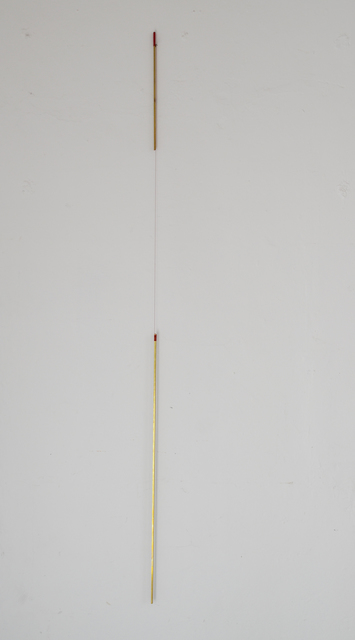 , 'Vertical,' 2014, MARSO