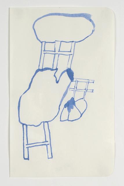, 'Nuages Hésitants,' 2012, Galerie Laurence Bernard
