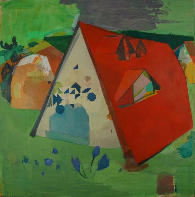 Cristina Canale, 'Casa Triangulo', 2014, Galeria Nara Roesler