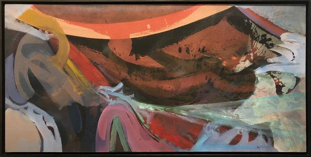 , 'Island Longroll,' 1980, Cavalier Galleries