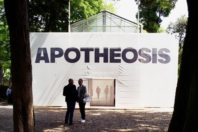 , 'Apotheosis,' 2015, 56th Venice Biennale