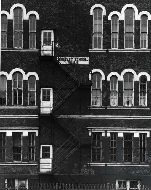 Ray K. Metzker, 'Chicago (Mosley School)', 1956, Laurence Miller Gallery