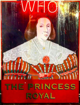 , 'The Princess Royal,' 2017, Imitate Modern