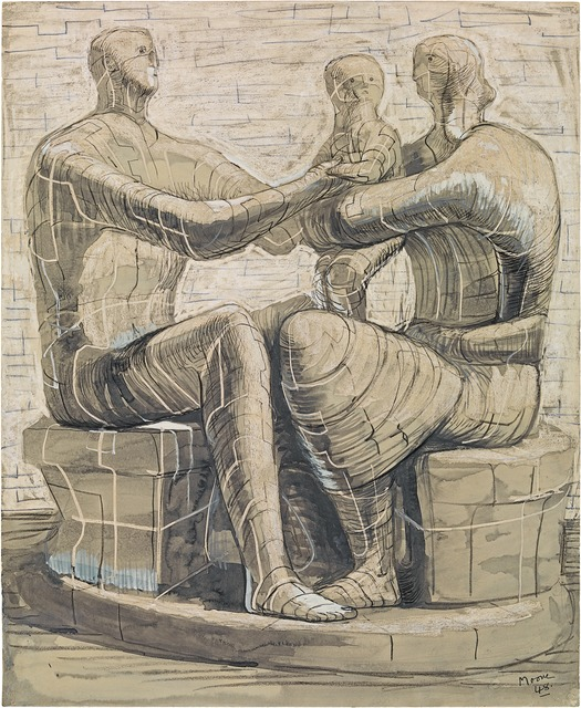 , 'Family Group,' , Richard Green Gallery