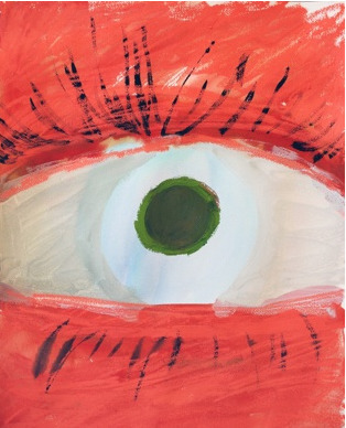 , 'Eye,' 2013, Edward Thorp Gallery