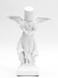 Bucket On Head (Paint-Pot Angel)
