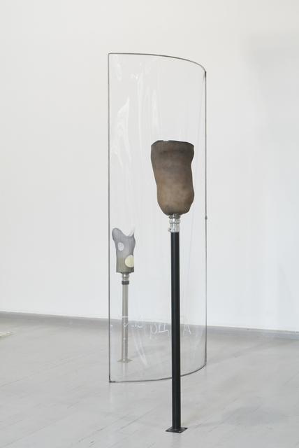 , 'Creeping and Healing,' 2018, Galerija VARTAI