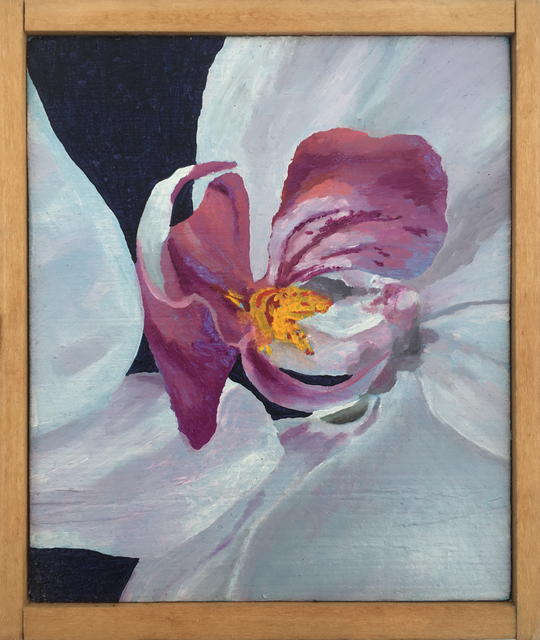, '90s Orchid,' 2018, Deep Space Gallery