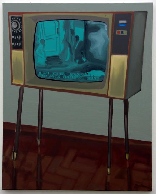 , 'Nostalgia da Guerra Fria,' 2013, Galeria Virgilio