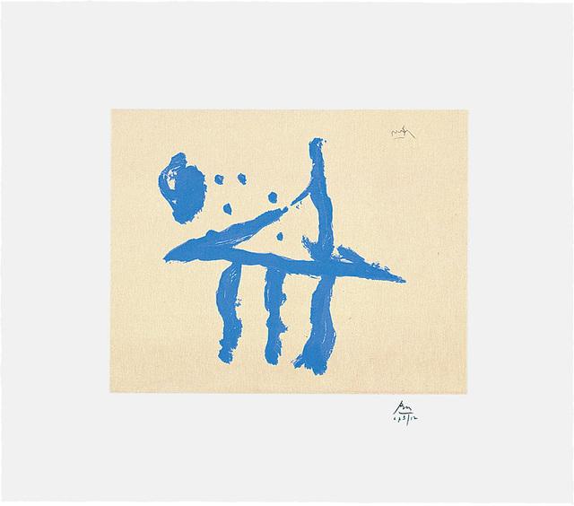 , 'Summer Trident,' 1990, Bernard Jacobson Gallery
