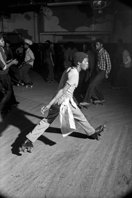 , 'Empire Roller Disco #31,' 1980, Benrubi Gallery
