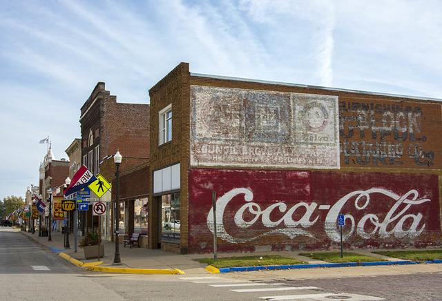 , 'Coca-Cola, Council Grove, KS,' , Soho Photo Gallery