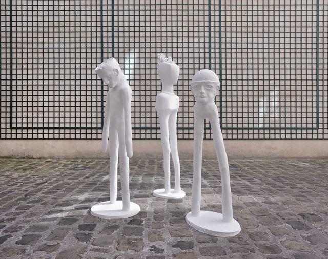 , 'Everyday Robots,' 2015, Galerie Mitterrand