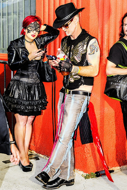 Mitchell Funk, 'Folsom Street Fair, BDSM Leather Event #38', 2015, Robert Funk Fine Art