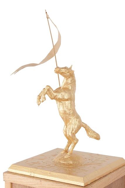, 'Rearing Horse ,' 2017, Joshua Liner Gallery