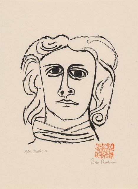 Stefan Martin Skowhegan, 'Skowhegan', 1965, Heritage Auctions