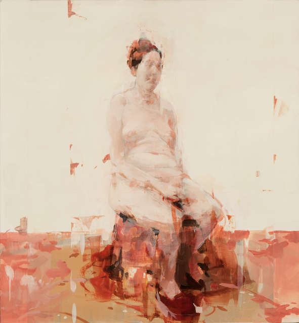 , 'Red Shoes,' 2008, Hollis Taggart Galleries