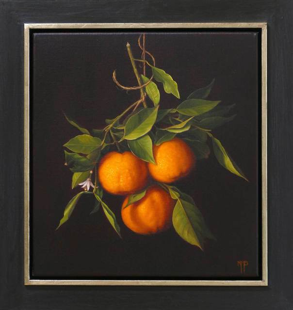 , 'Oranges,' 2017, ARCADIA CONTEMPORARY