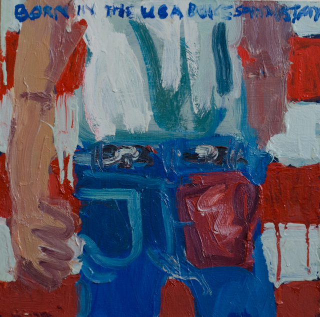, 'Born in the USA,' 2016, yours mine & ours