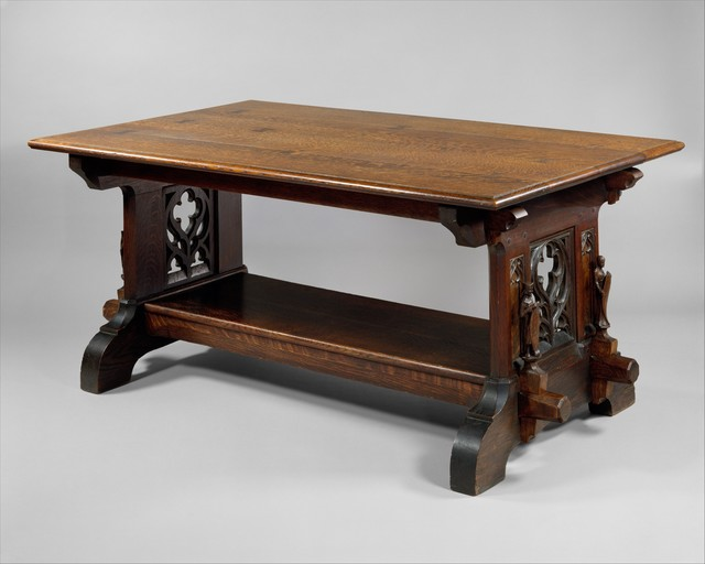 William Lightfoot Price, 'Library Table', 1904, The Metropolitan Museum of Art