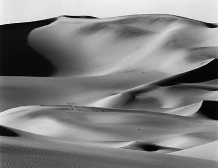 Kurt Markus, 'Dunes, Namibia', 2002, Photography, Staley-Wise Gallery
