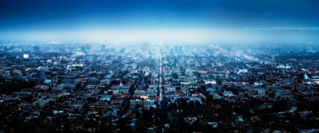 David Drebin, 'Lost in Los Angeles', 2014, CAMERA WORK