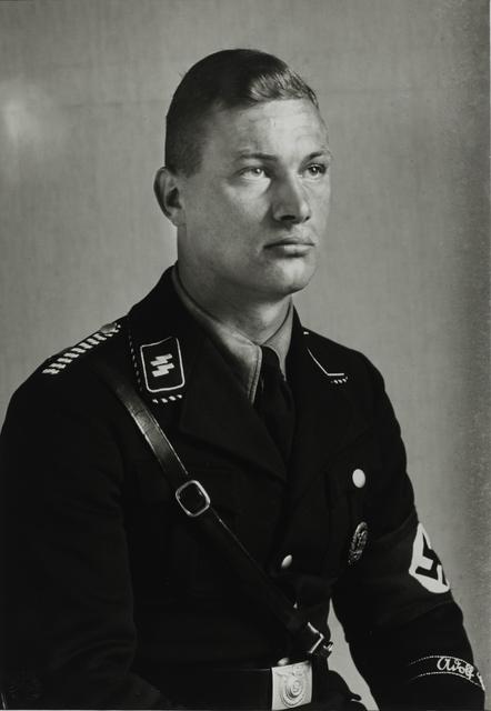 , 'Member of Hitler's SS Bodyguard, c. 1940,' , Galerie Julian Sander