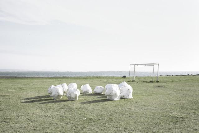 , 'Snowmen, Reykjavík,' 2011, Robert Mann Gallery