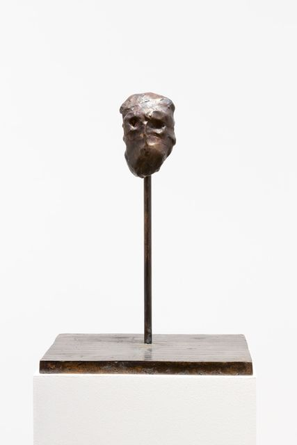 Günther Förg, 'Untitled (Mask)', 1990, Almine Rech