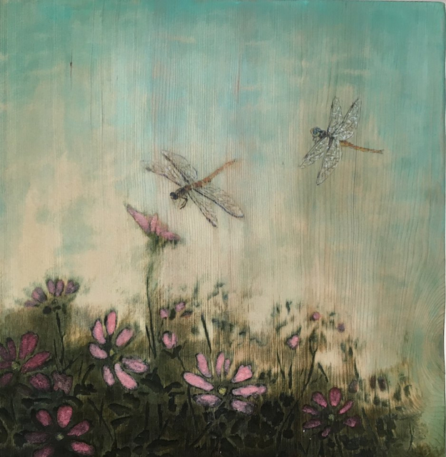 , 'Grain_Spring03,' 2016, Artflow