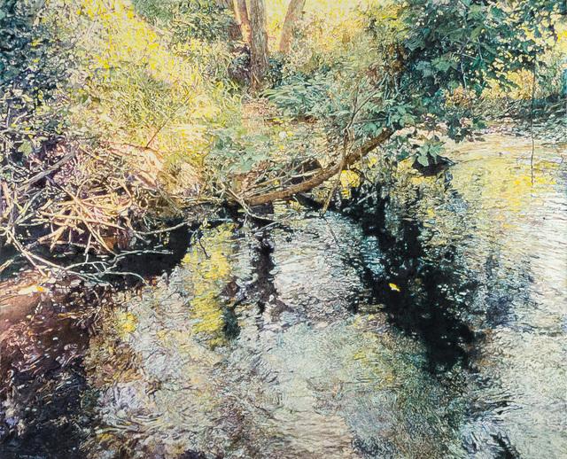 , 'Moment at Cedarburg Creek,' 2016, CK Contemporary