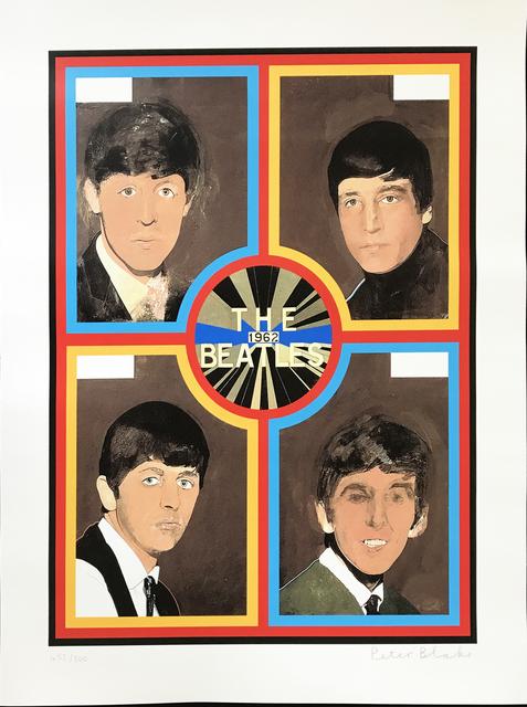 Peter Blake, 'The Beatles, 1962', 2012, Fairhead Fine Art Limited