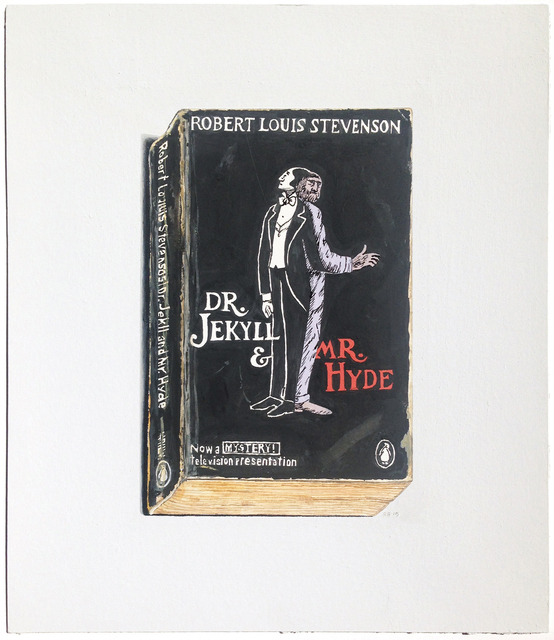 , 'Dr. Jekyll and Mr. Hyde,' 2015, Arthur Roger Gallery