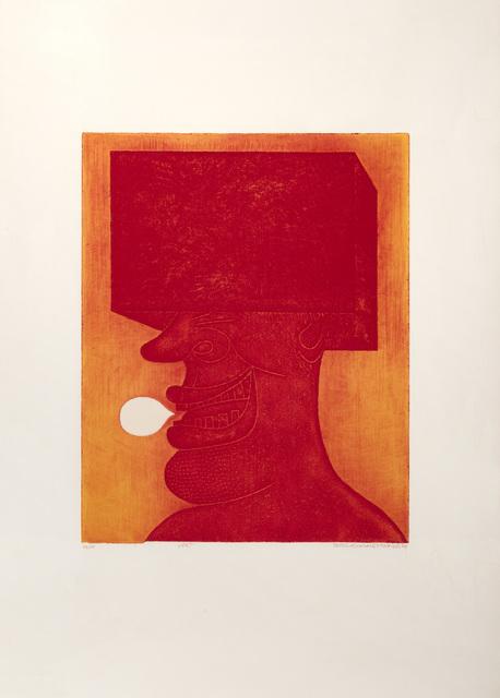 Sergio Gonzalez-Tornero, 'Que', 1970, RoGallery