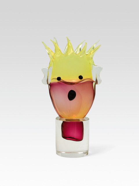 , 'Drunken Head,' 1996, Galerie Kovacek & Zetter