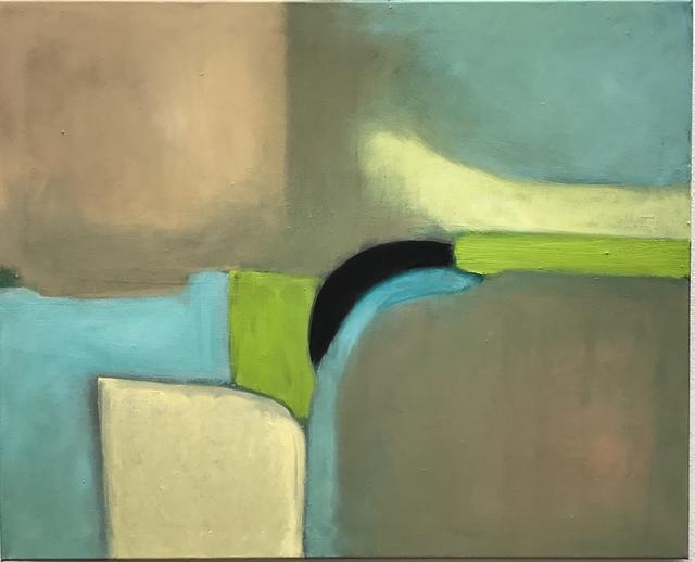 Rita Moreno, 'Equidistancia', 2018, Painting, Oil on canvas, ENCANT