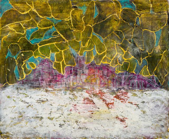 , 'sacred city,' 2017, Klowden Mann