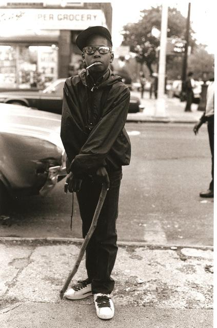 , 'Little Big Man, Flatbush, Brooklyn, NYC,' 1980, Galerie Bene Taschen